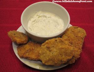 Fried Pickle Recipe