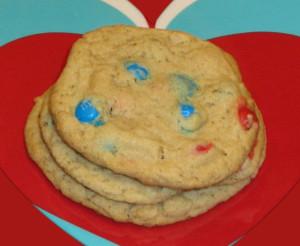 Patriotic Bisquick Cookies