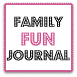 family fun journal button