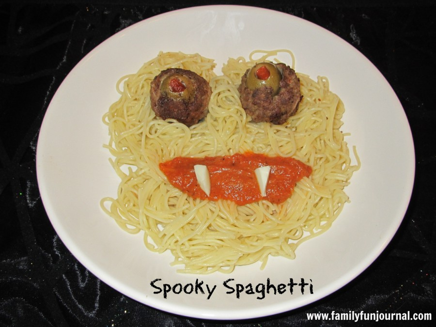 halloween recipe - Scary Halloween Meatballs