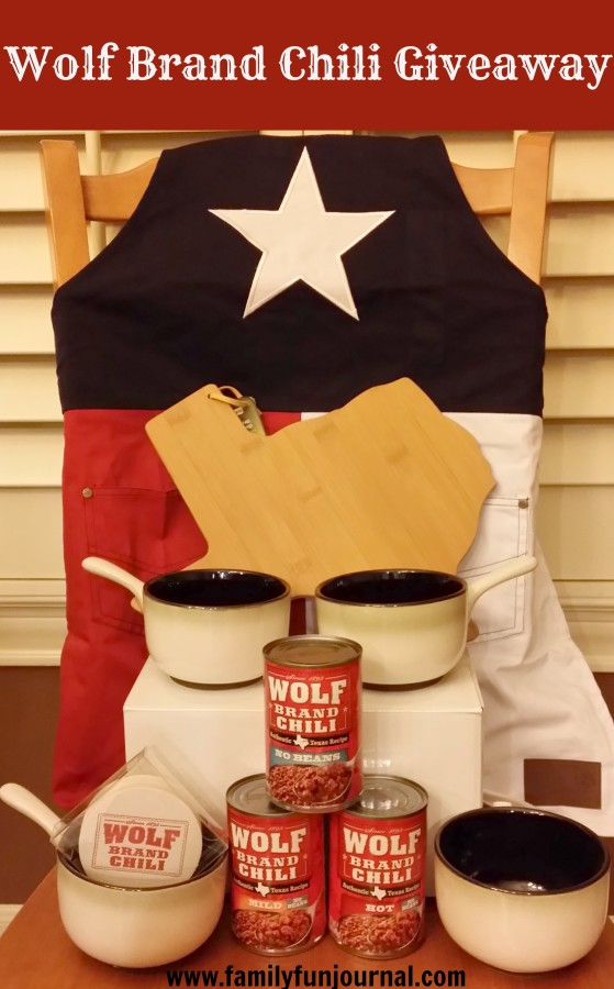 wolf brand chili giveaway