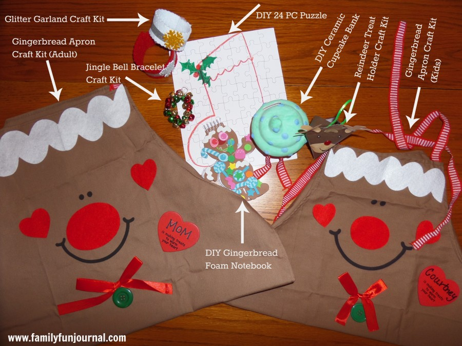 oriental trading christmas craft kit
