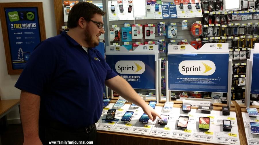 sprint my way best buy mobile #shop