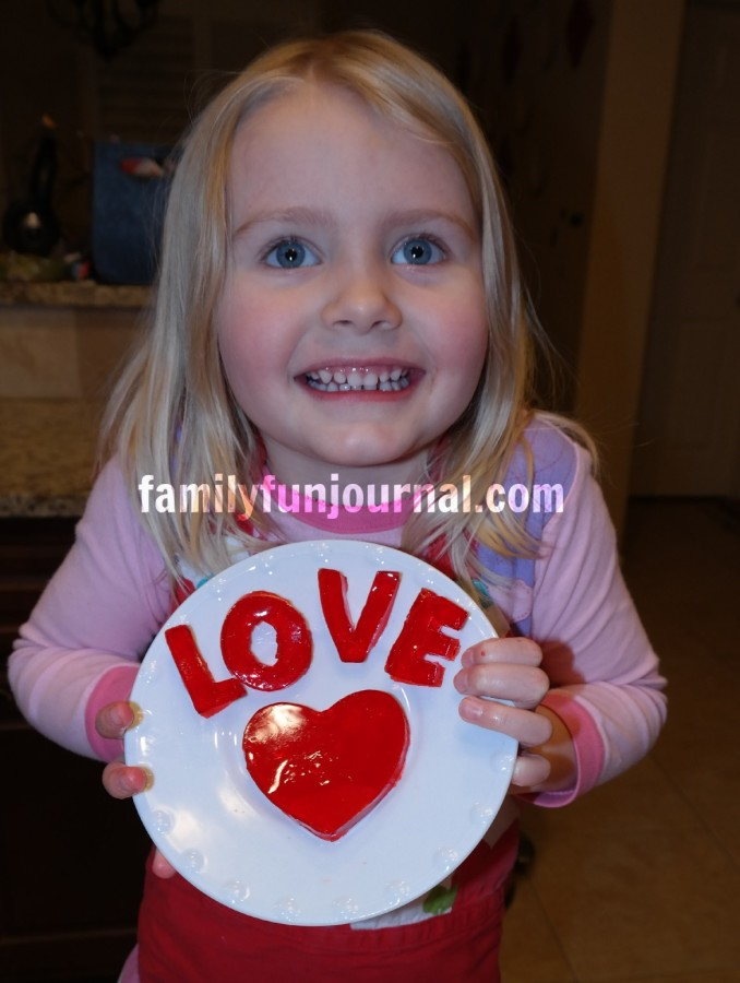 jello valentines