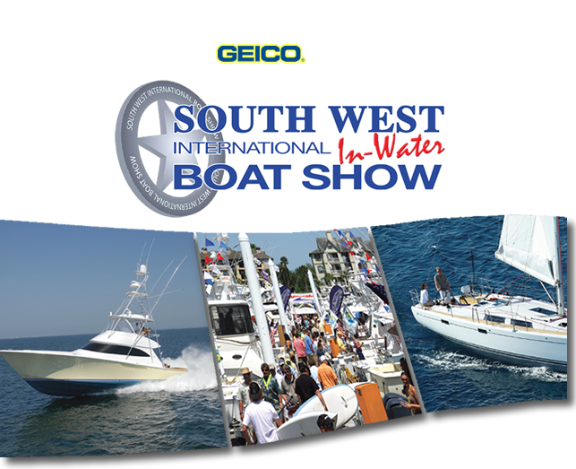 Courtesy of the South West International Boat Show