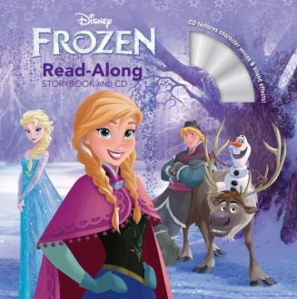 frozen read along