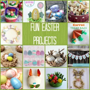 Fun Easter Projects