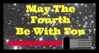 star wars day printable
