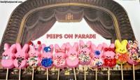peeps on parade