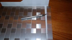adhesive tiles
