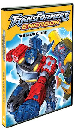 transformers energon volume one