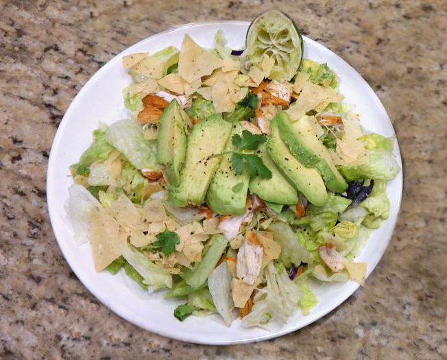 final southwest salad