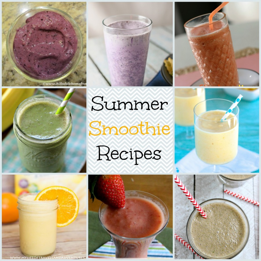 summer smoothie recipes