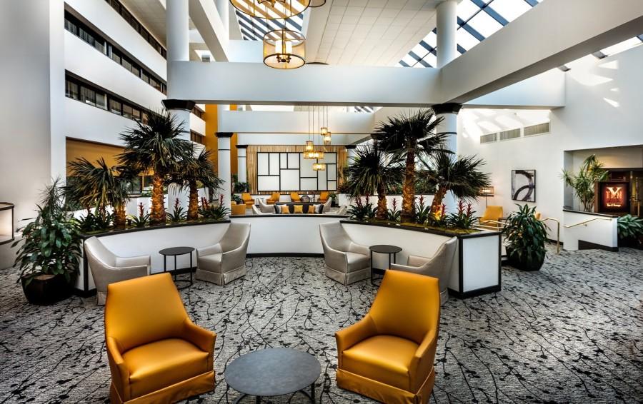 wyndham lobby