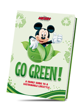 mickey mouse go green!
