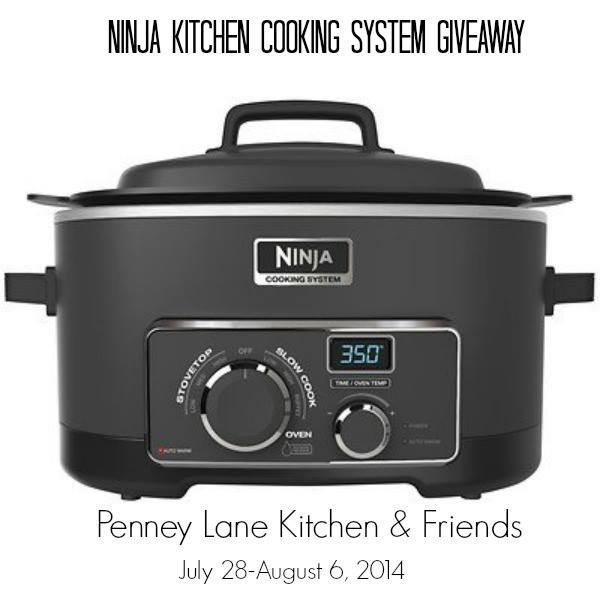 ninja kitchen cooking system giveaway