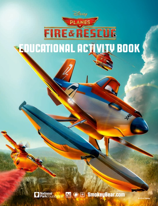 Disney Planes Fire and Rescue