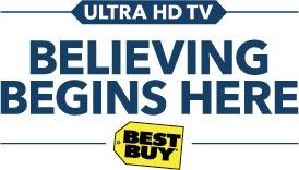 best buy ultra hd tv