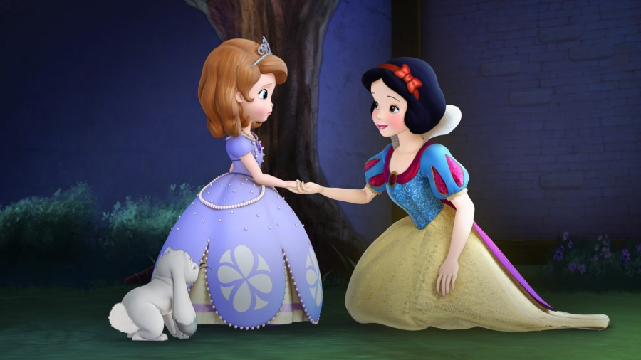 Sofia the First_The Enchanted Feast