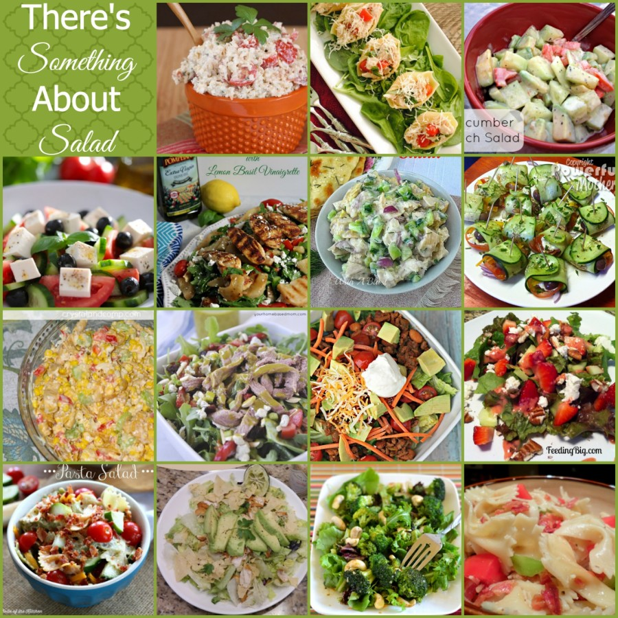 Roundup of salads