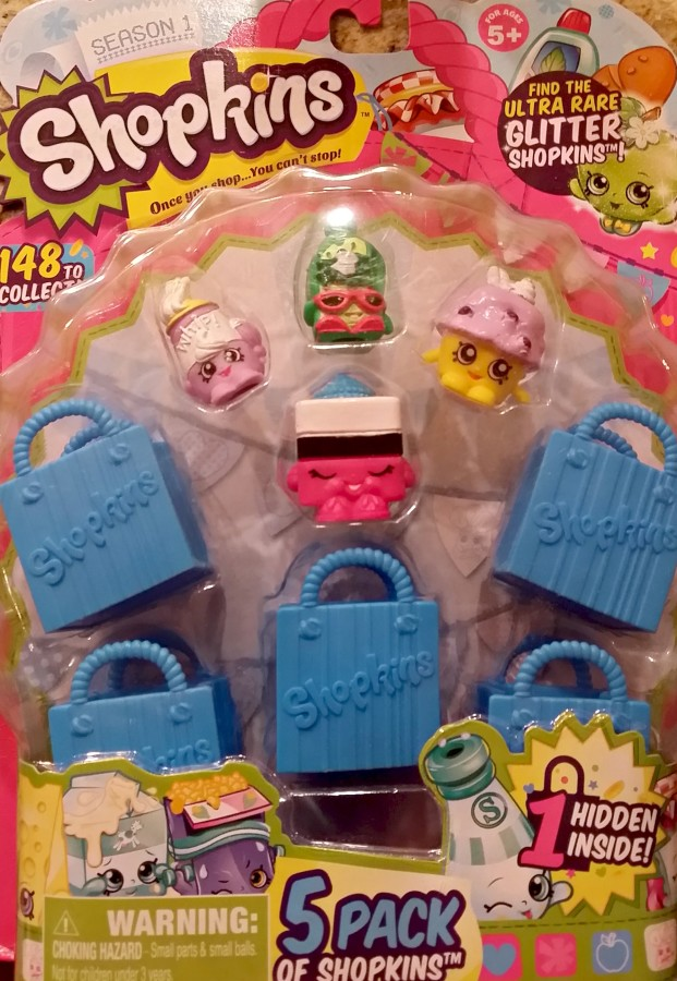 shopkins five pack