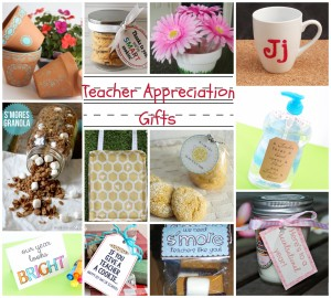 Easy Teacher Appreciation Gifts