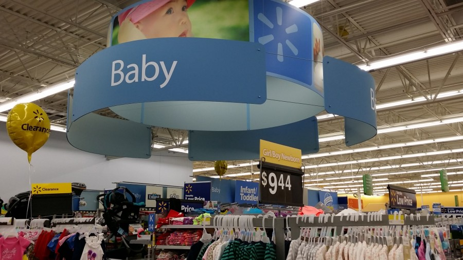 Image result for baby section of store
