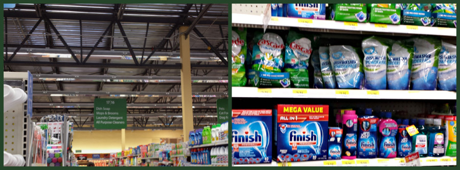 walmart finish collage