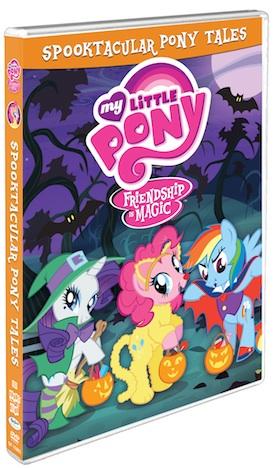 my little pony spooktacular