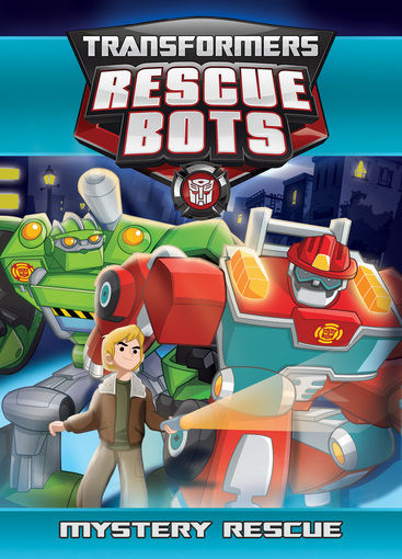 rescue bots mystery rescue