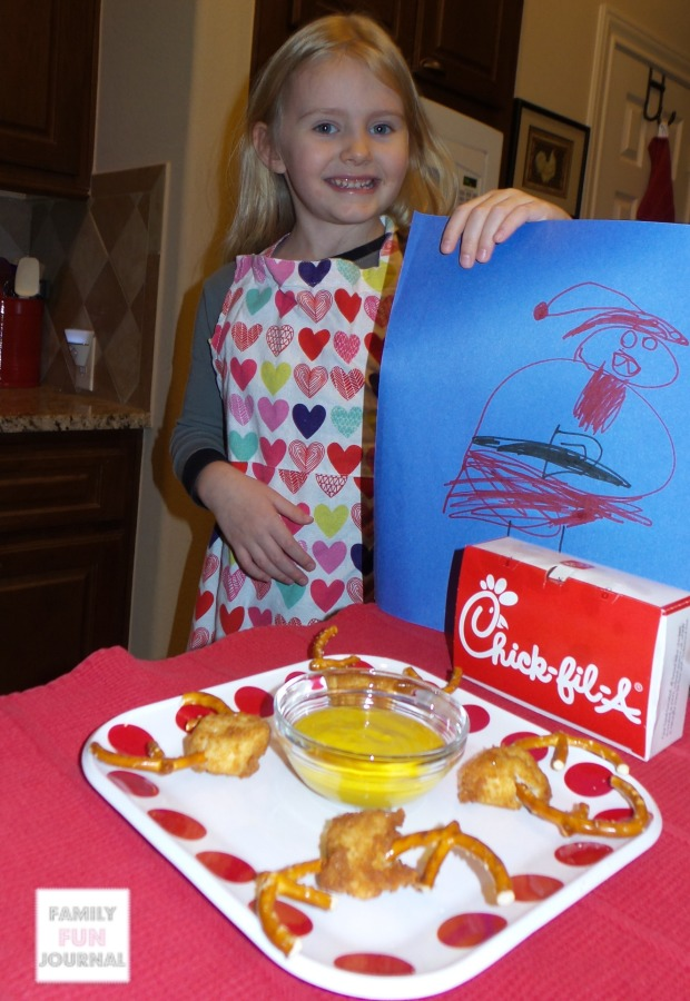 chick-fil-a christmas