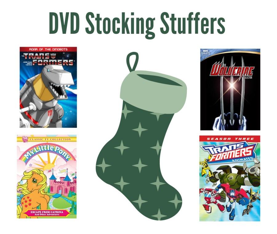 dvd stocking stuffers