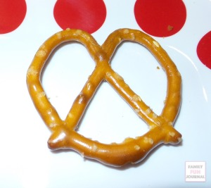 pretzel step one