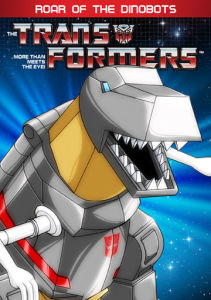 transformers roar of the dinobots