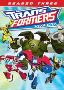transformers season 3