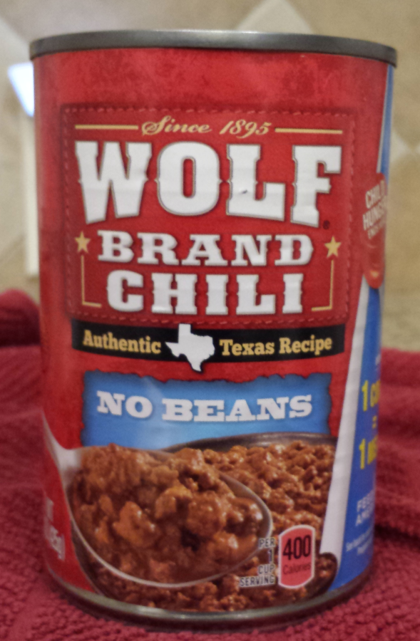 wolf can