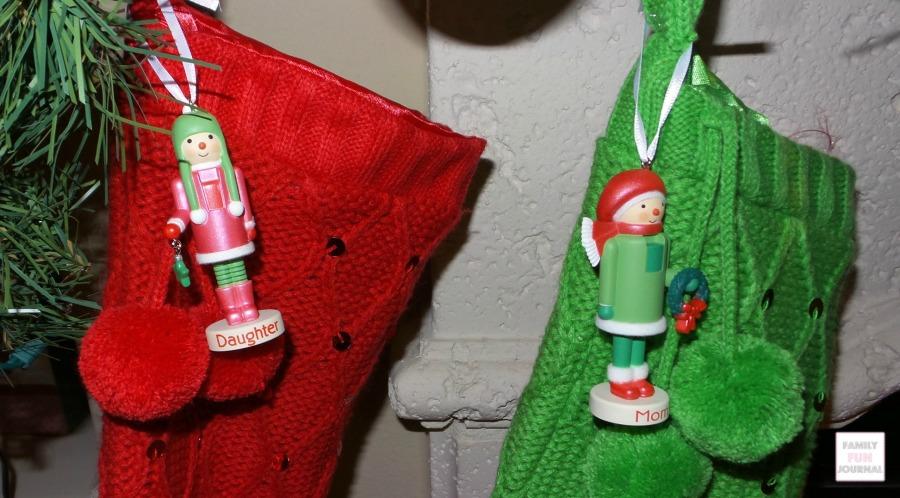 hallmark keepsake name ornaments