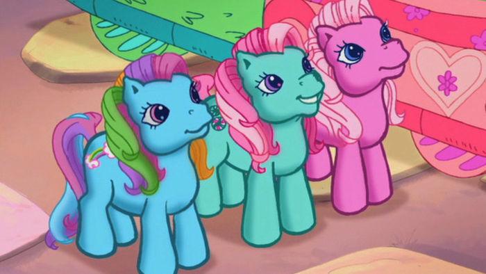 my little pony classic