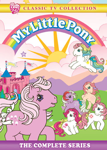 my little pony complete series