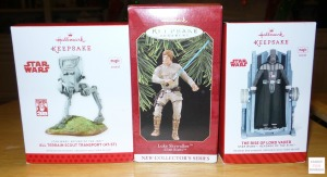 Hallmark Keepsake Ornaments + Giveaway
