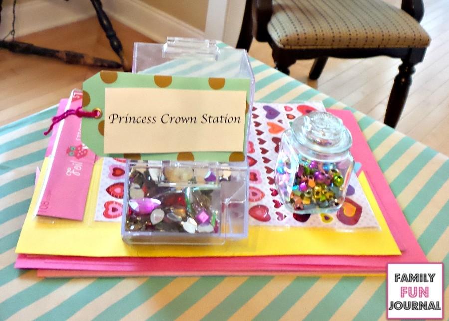 diy princess crown