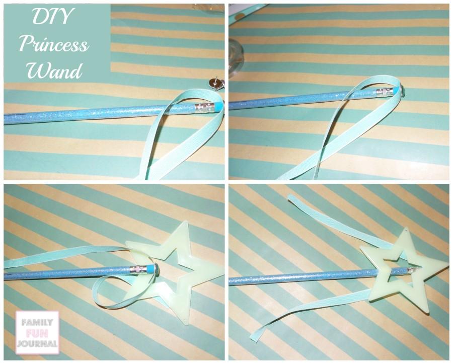 diy princess wand