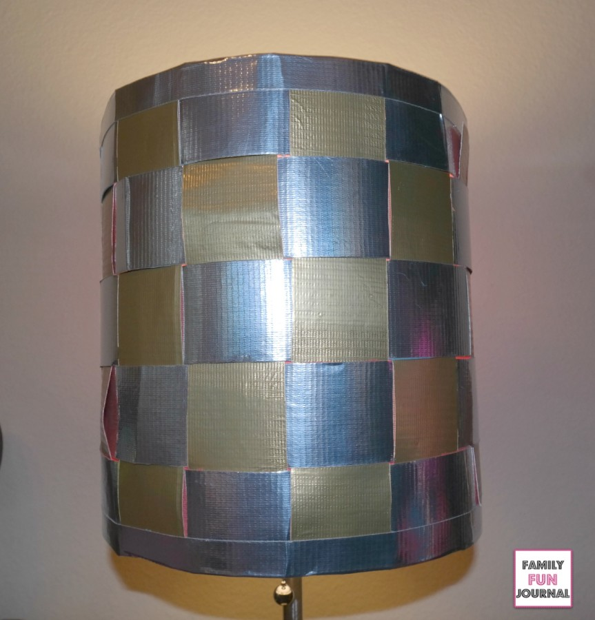 duct tape shade