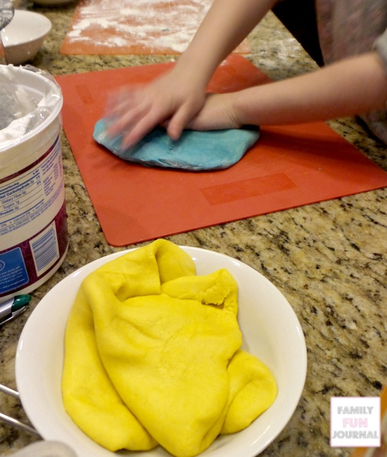 make playdough