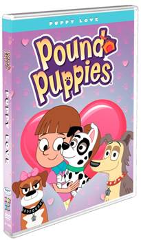 pound puppies puppy love