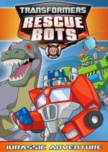transformers rescue bots jurassic