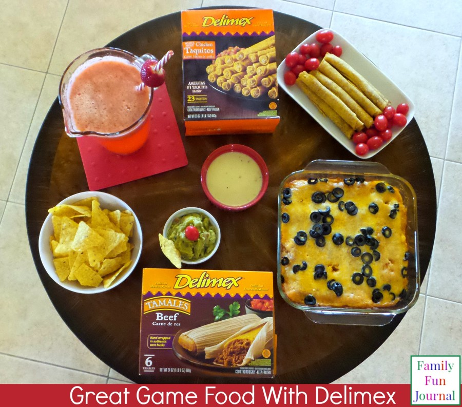 game day food delimex