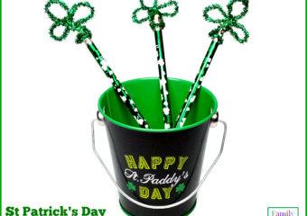 St Patrick's Day Craft Fun