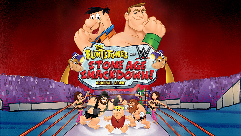 the flintstones and wwe smackdown