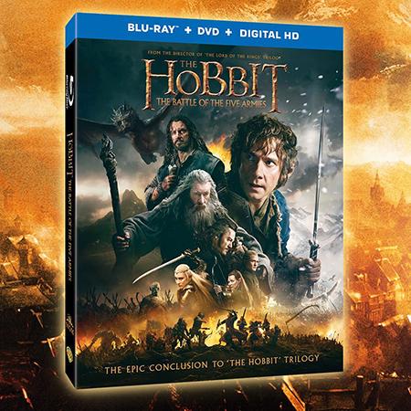 the hobbit bluray